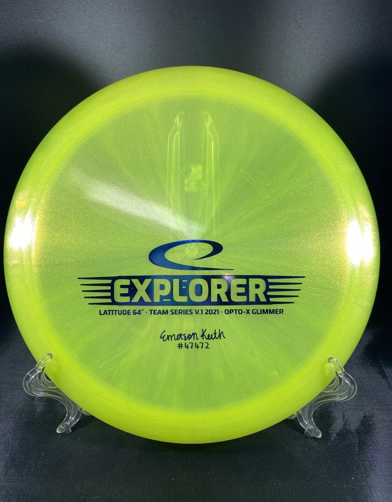latitude 64 Latitude 64 Opto-X Glimmer Explorer Emerson Keith Team Series