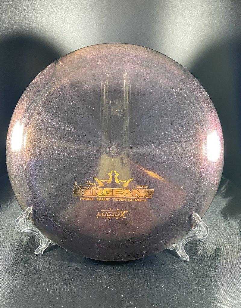 Dynamic Discs Dynamic Discs Lucid-X Glimmer Sergeant - Paige Shue Team Series (V1 2021)