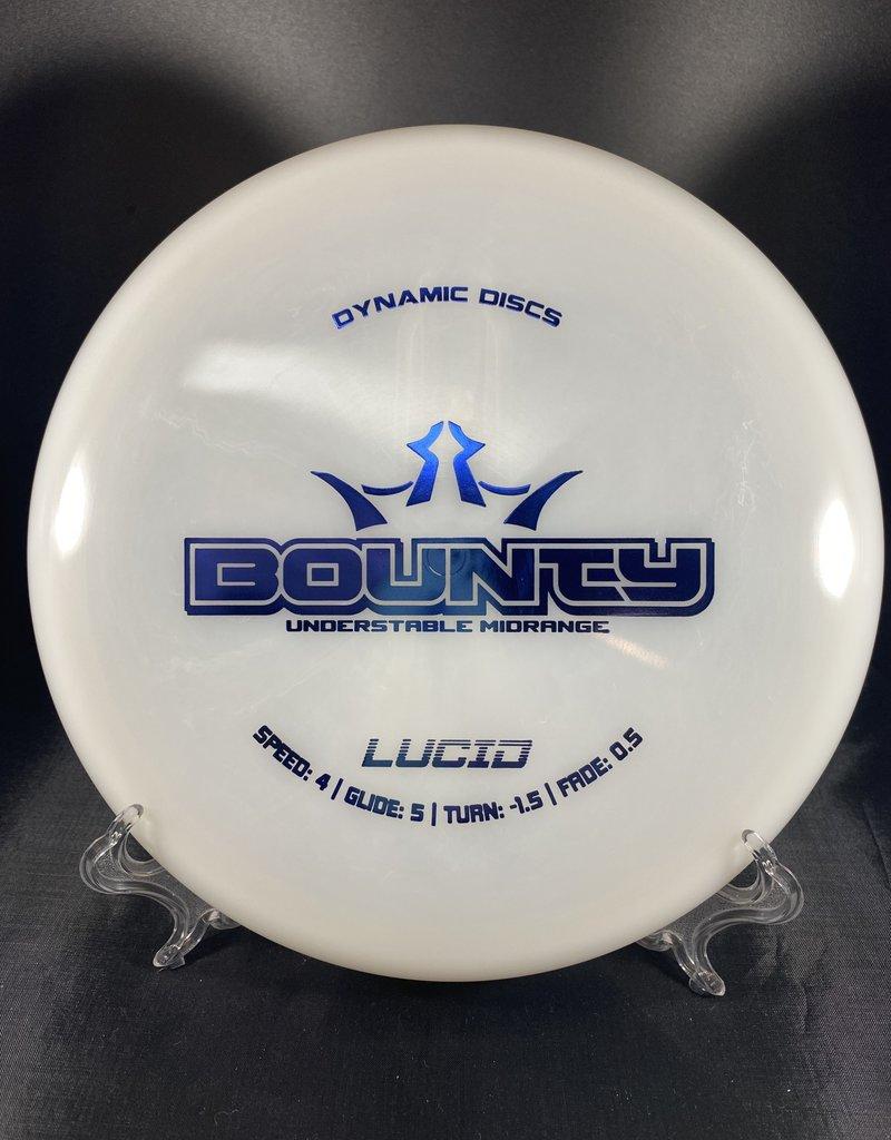 Dynamic Discs Dynamic Discs Lucid Bounty