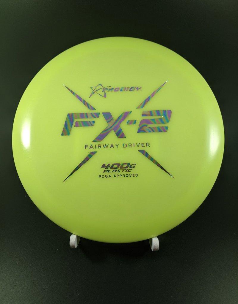 Prodigy Prodigy 400G FX-2
