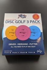 Prodigy Prodigy Ace Line Golf Starter 3 Pack