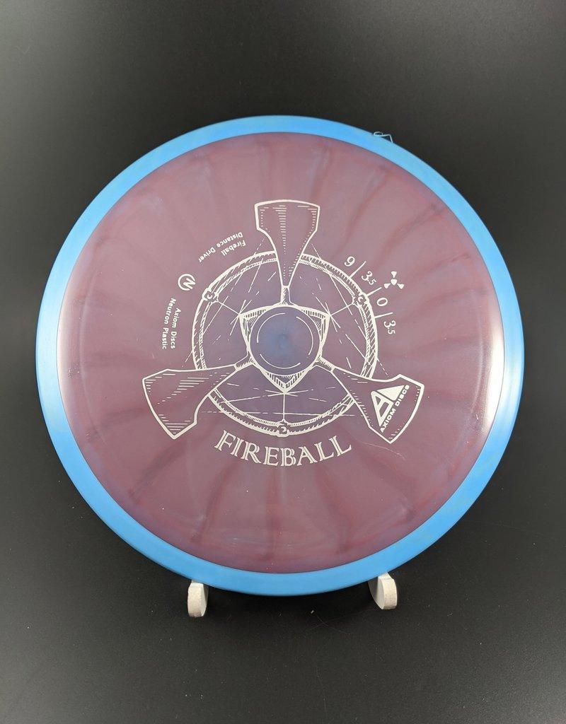 Axiom Discs Axiom Neutron FIREBALL (pg. 3)