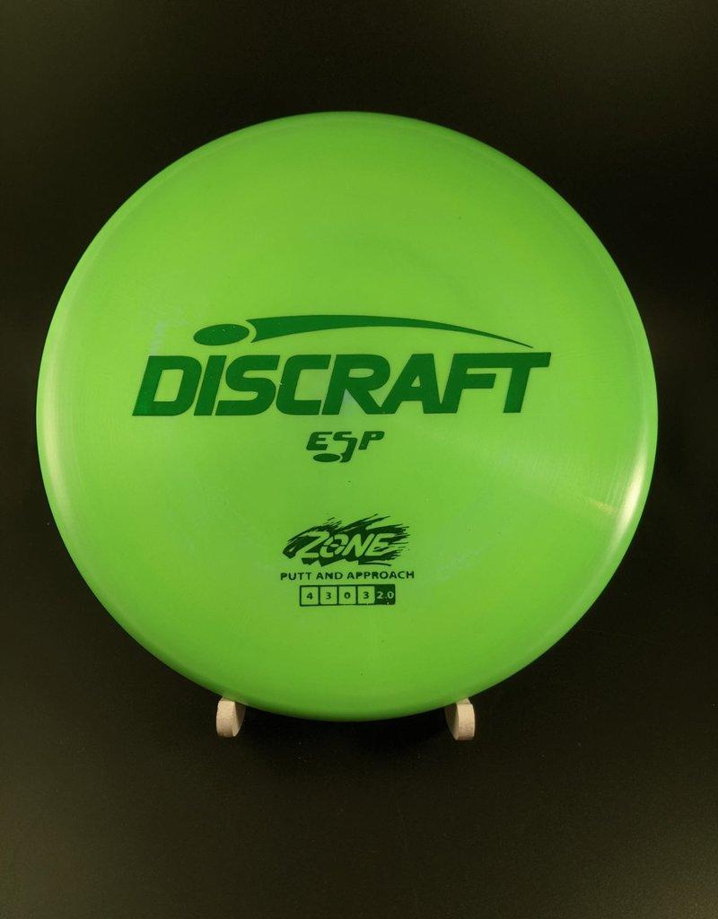 Discraft Discraft ESP Zone (pg. 3)