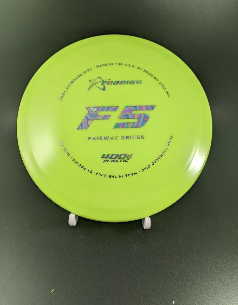 Prodigy Prodigy 400G F5