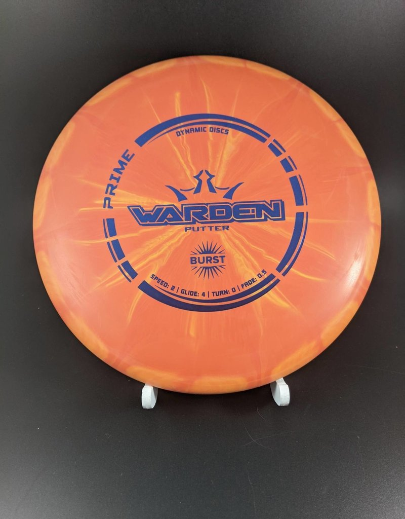 Dynamic Discs Dynamic Discs Prime Burst Warden