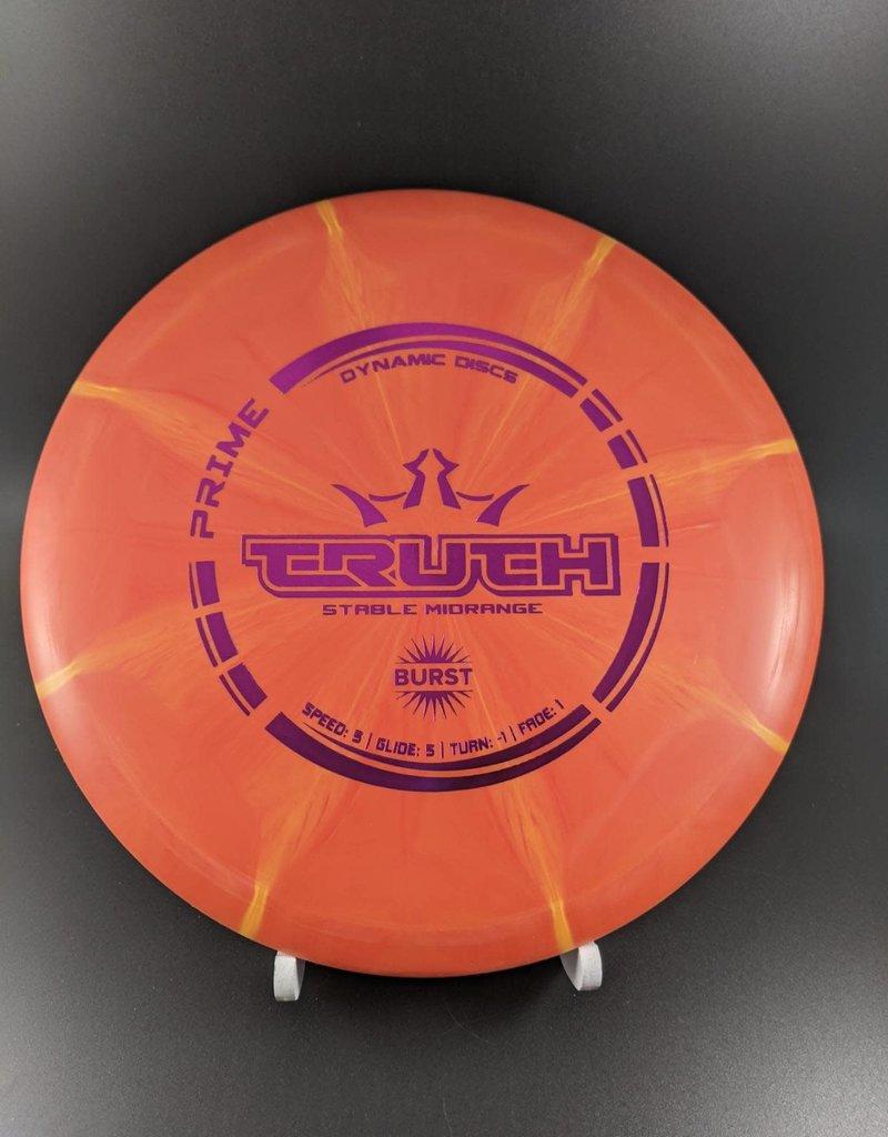 Dynamic Discs Dynamic Discs Prime Burst Truth EMAC Stamp