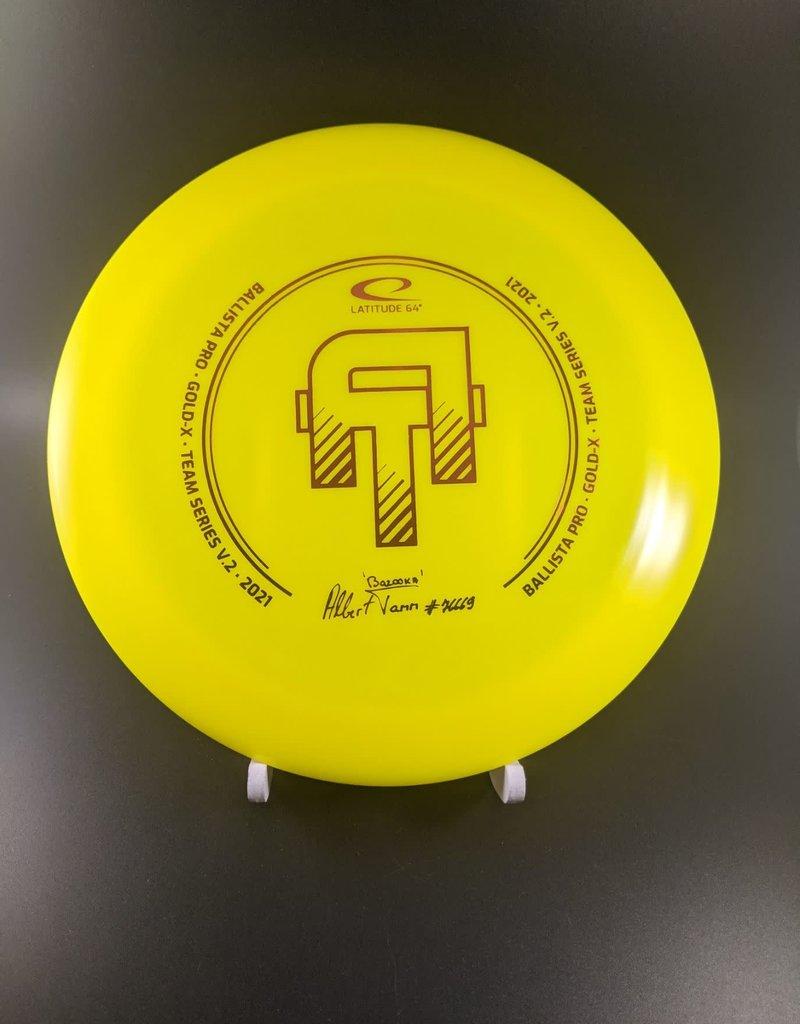 latitude 64 Latitude 64 Gold-X Ballista Pro Albert Tamm 2021
