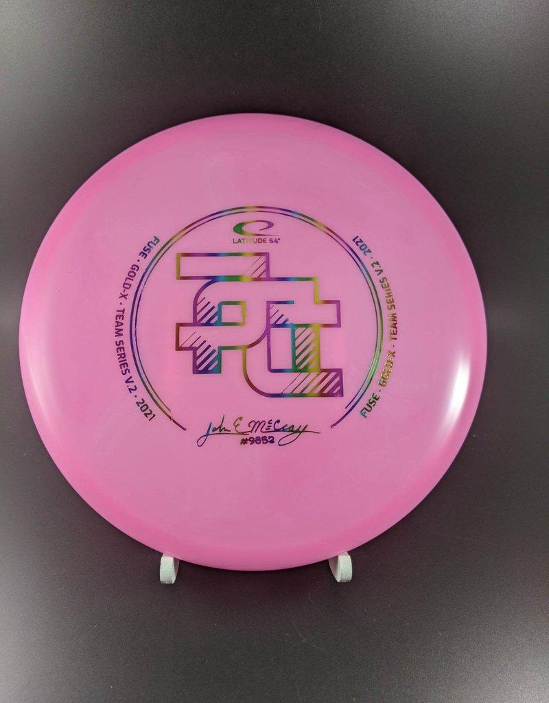 latitude 64 Latitude 64 Gold-X Fuse John E McCray V.2 2021