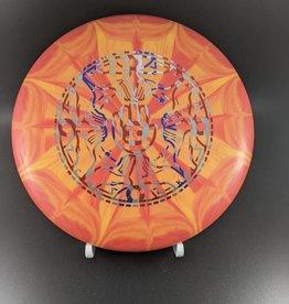 latitude 64 Latitude 64 Zero Medium Burst Dagger Fabric of Time HSCo Stamp