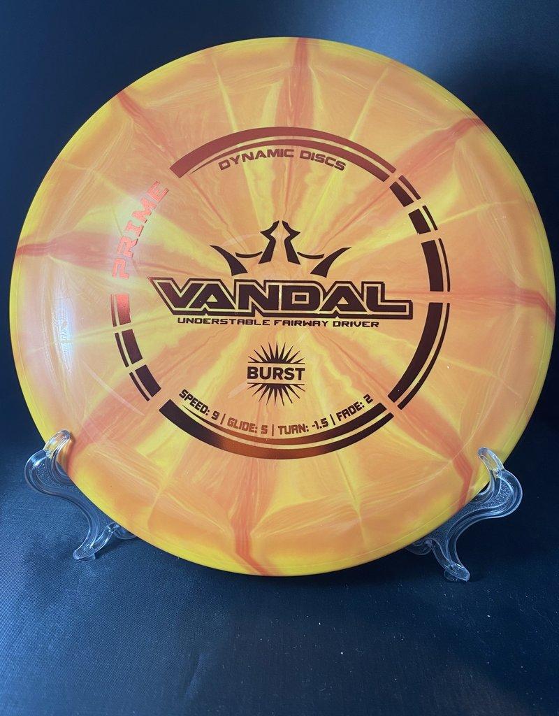Dynamic Discs Dynamic Discs Prime Burst Vandal