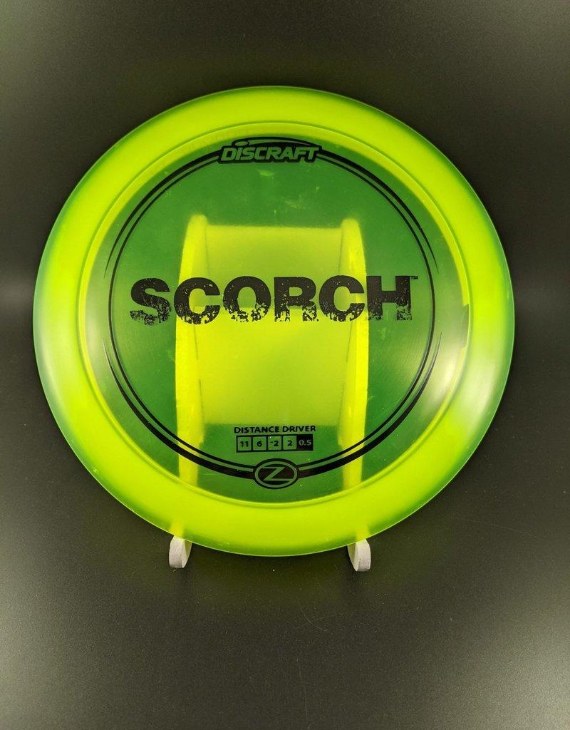Discraft Discraft Z Scorch First Run