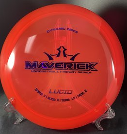 Dynamic Discs Dynamic Disc Maverick Lucid