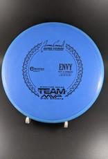 MVP Disc Sports MVP Electron Envy - Team MVP James Conrad Electron/Blues/Black/166g