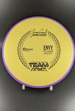 MVP Disc Sports MVP Electron Envy - Team MVP James Conrad Electron/Yellow/Black/175g