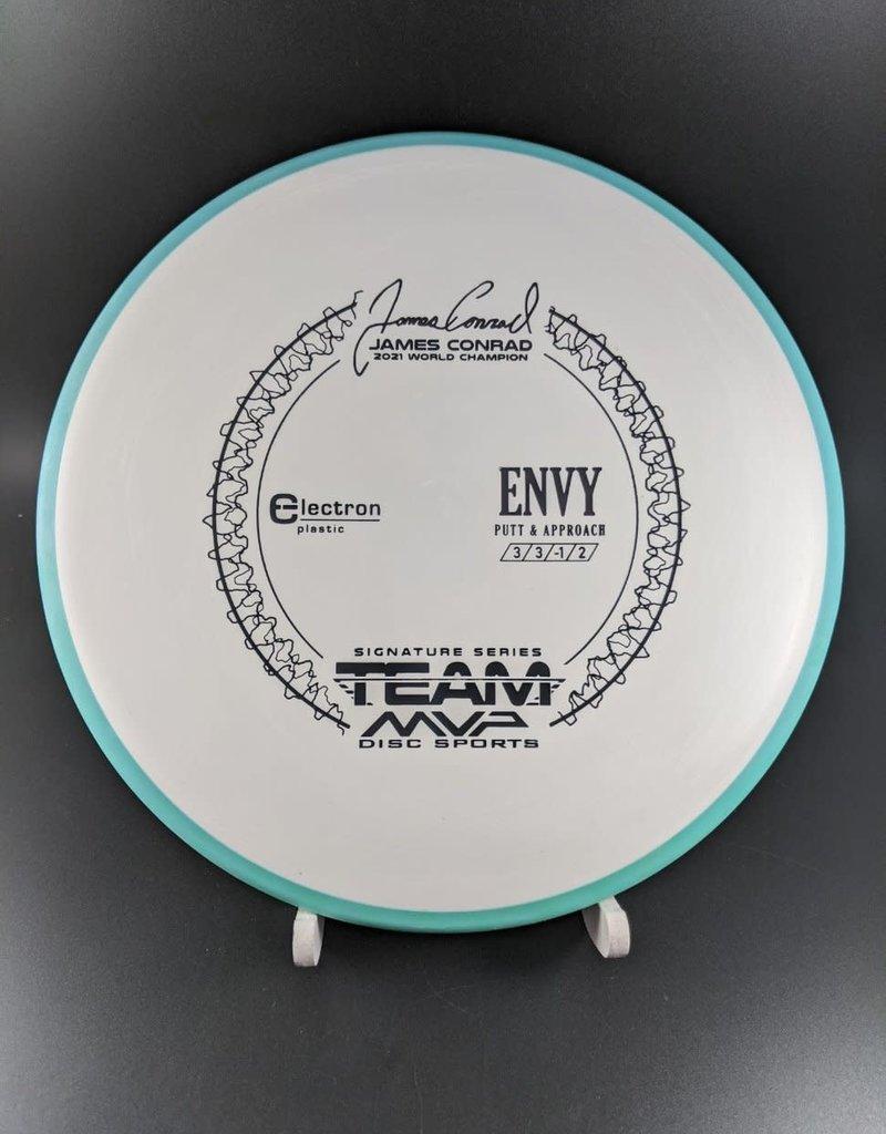 MVP Disc Sports MVP Electron Envy - Team MVP James Conrad Electron/White/Black/175g