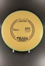 MVP Disc Sports MVP Electron Firm Envy - Team MVP James Conrad ElectronFirmEnvy/Yellow/Black/173