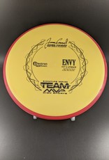 MVP Disc Sports MVP Electron Soft Envy - Team MVP James Conrad ElectronSoftEnvy/Yellow/Black/173G