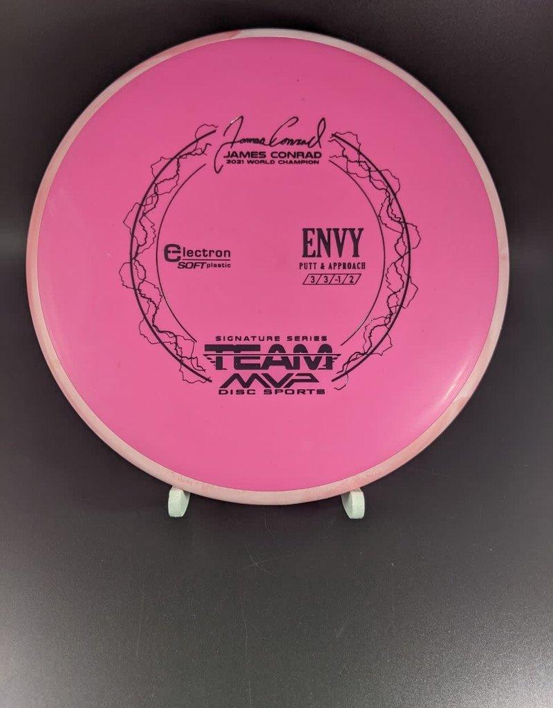 MVP Disc Sports Axiom Electron Soft Envy - Team MVP James Conrad