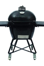 Primo Ceramic Grills Primo LG 300 All-In-One (Heavy Duty Stand, Side Shelves, Ash Tool, & Grate Lifter) #7500