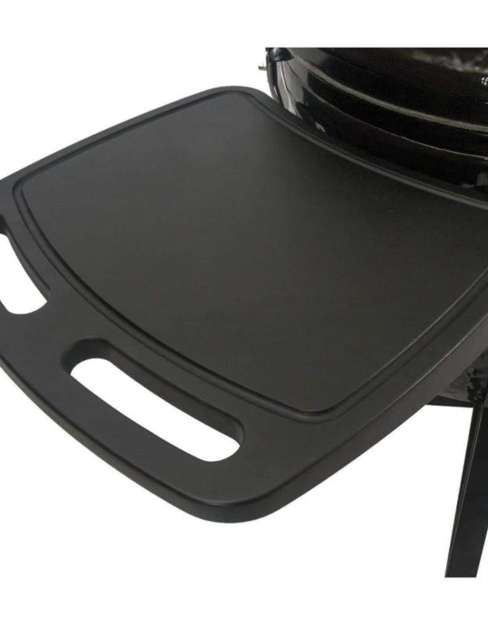Primo Ceramic Grills Primo Oval XL 400 All-In-One (Heavy Duty Stand, Side Shelves, Ash Tool, & Grate Lifter) #7800