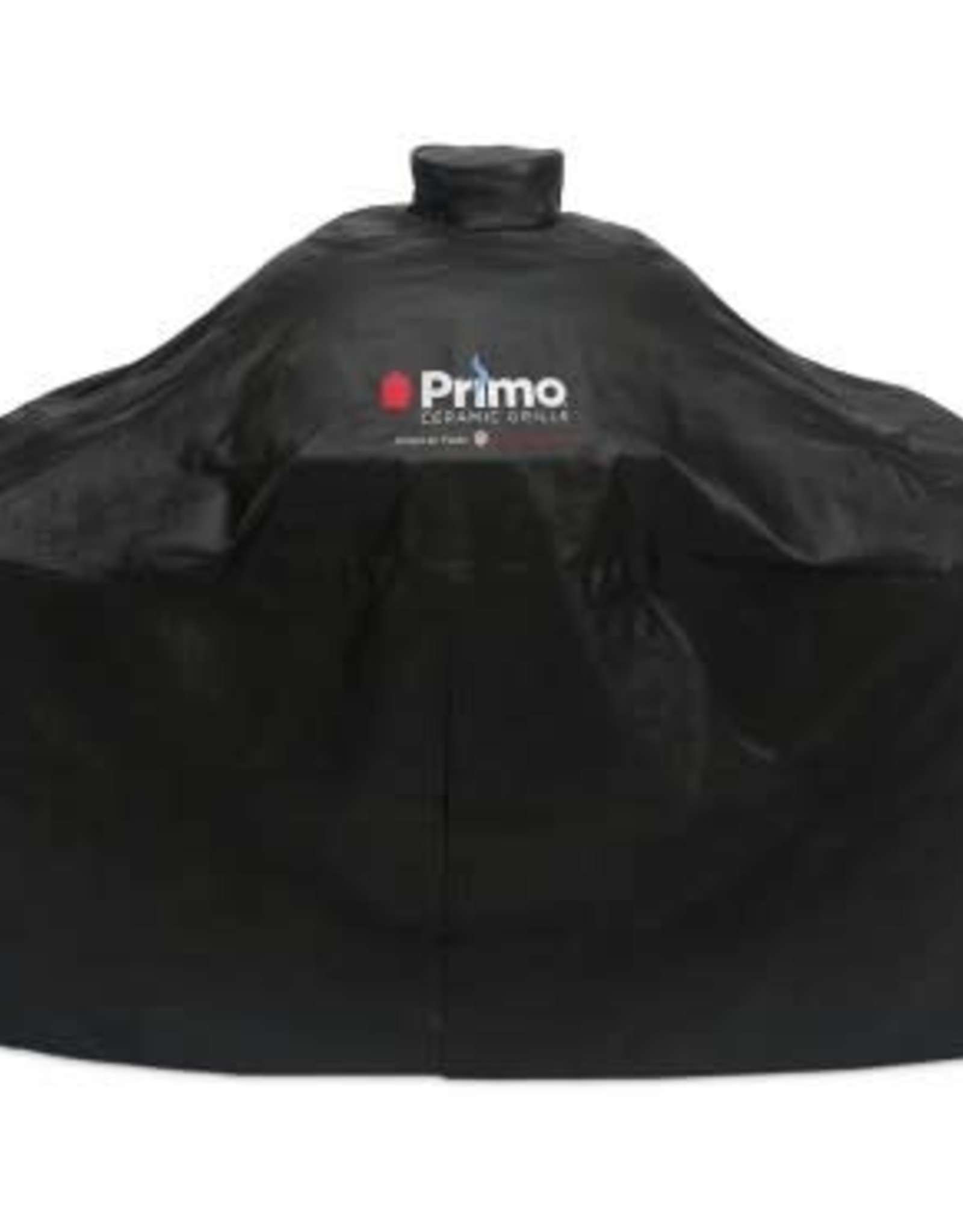 Primo Ceramic Grills Primo Vinyl Cover for Oval XL 400 in SS Cart or Compact Cypress Table, Oval LG 300 in SS Cart, & Oval JR 200 In Cypress Table #414