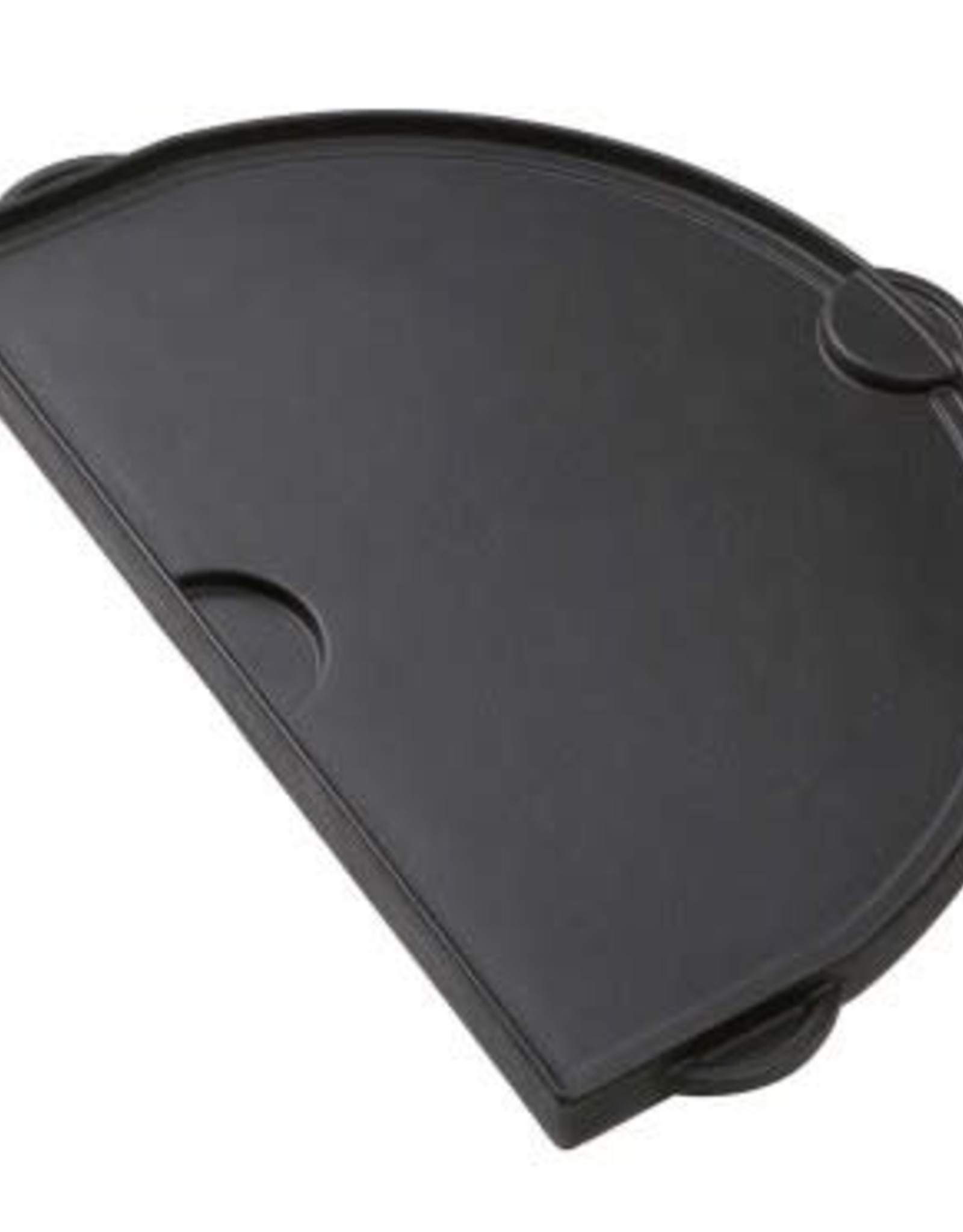 Primo Half Moon Cast Iron Griddle for Oval XL 400 #360