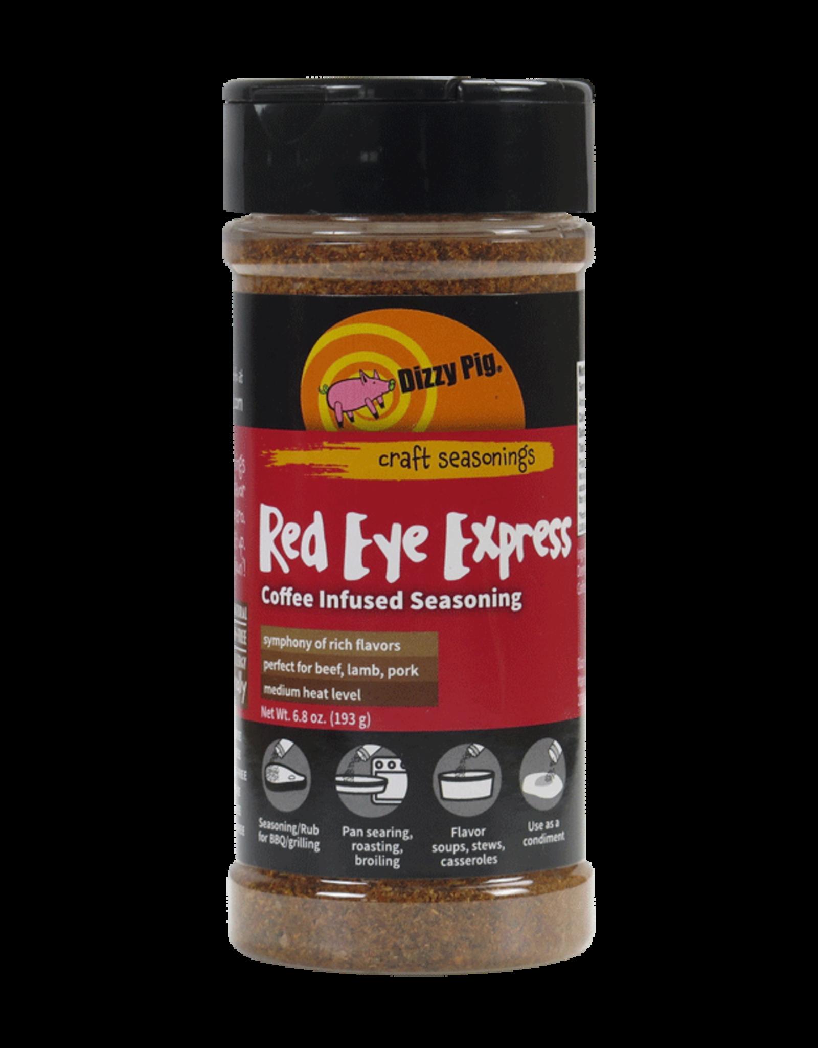 Dizzy Pig Dizzy Pig - Red Eye Express 8oz