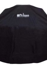 Primo Ceramic Grills Primo Grill Cover For Oval XL in Compact Table or Cart / Junior in Table #414