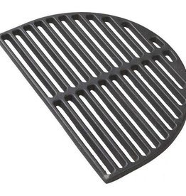 Primo Half Moon Cast Iron Searing Grate, Oval XL 400 #361
