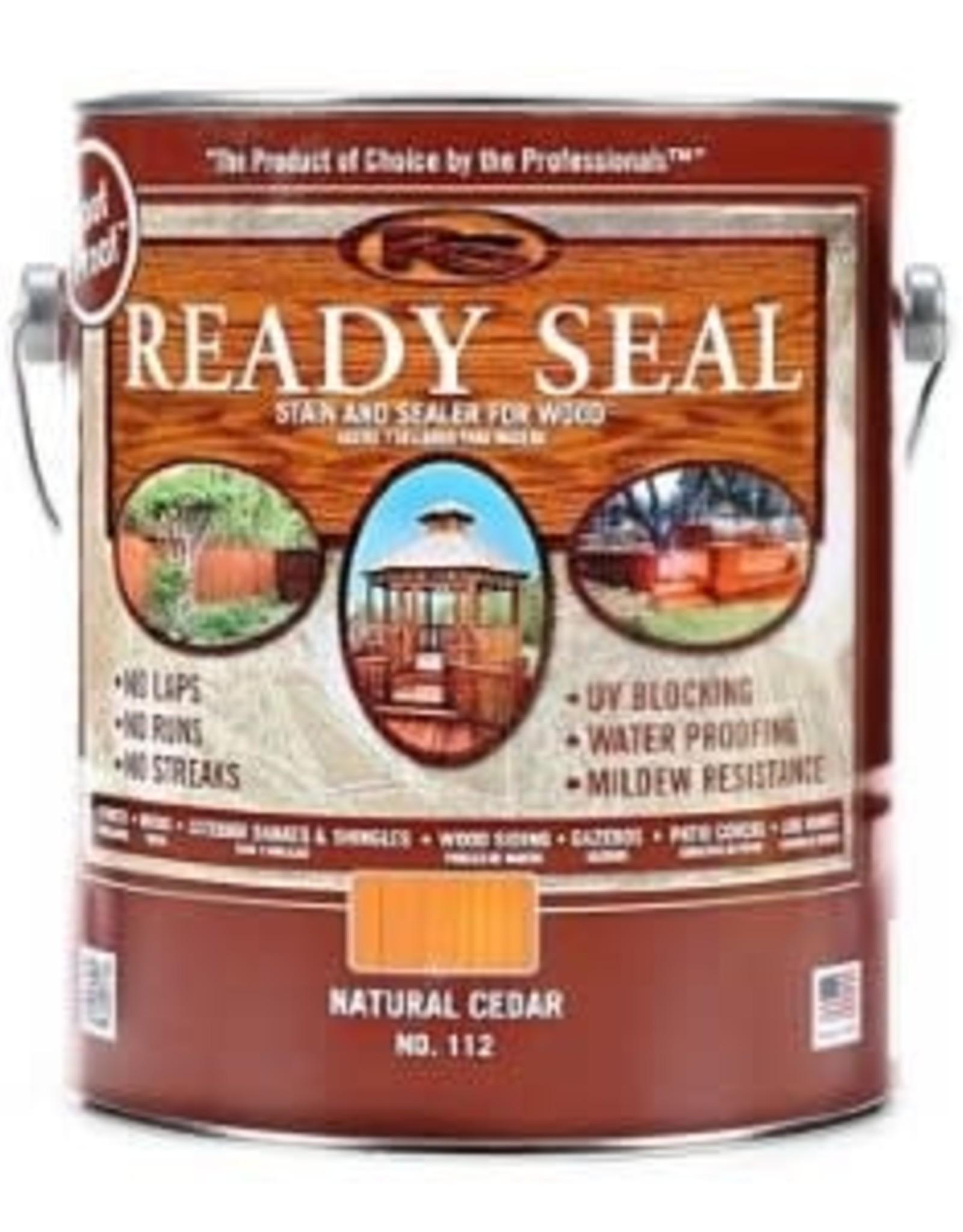 Ready Seal Ready Seal - 1 - Gallon -  Natural Cedar