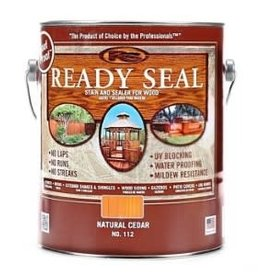 Ready Seal Ready Seal - 1 - Gallon -  Natural Cedar