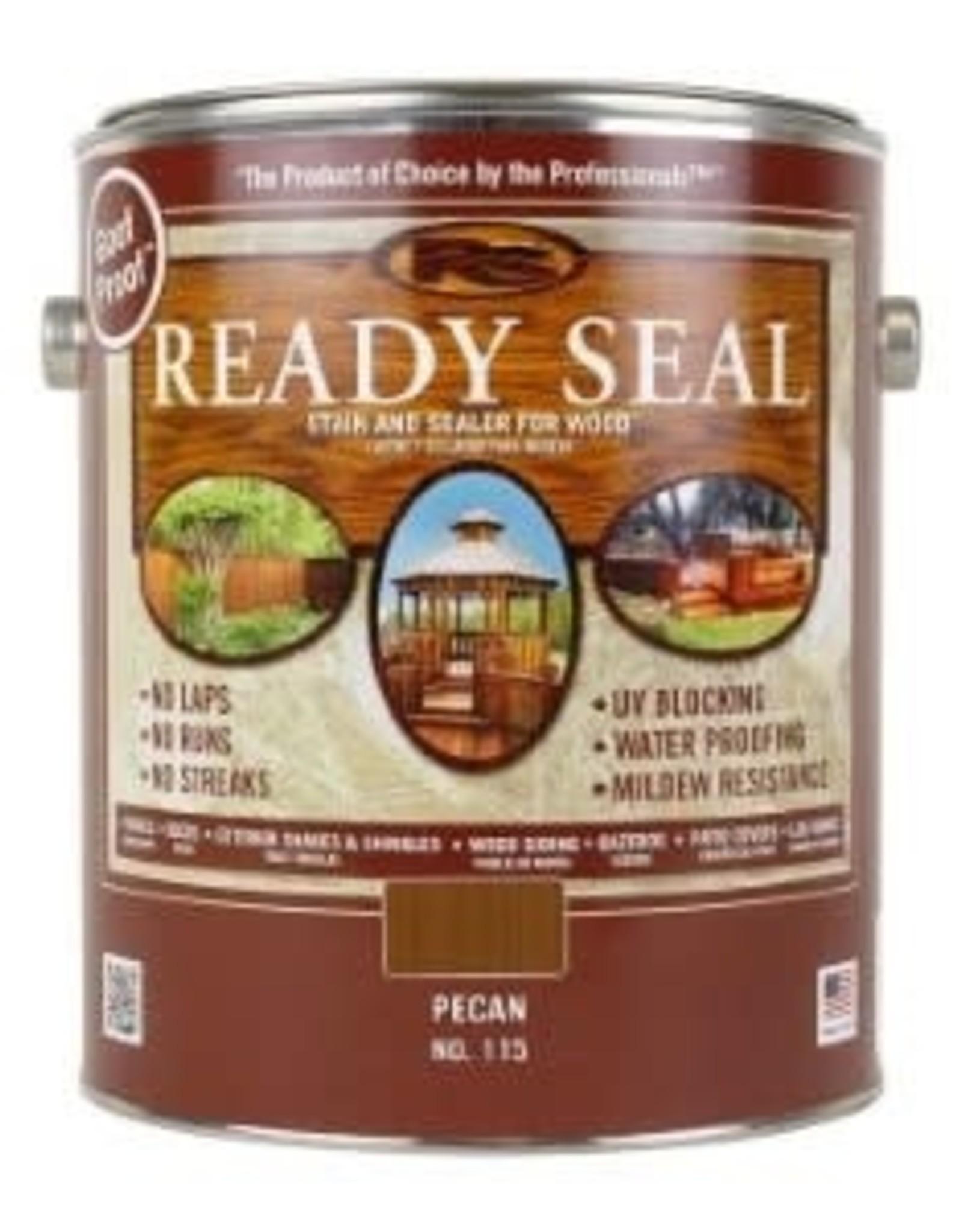 Ready Seal Ready Seal - 1 - Gallon -  Pecan