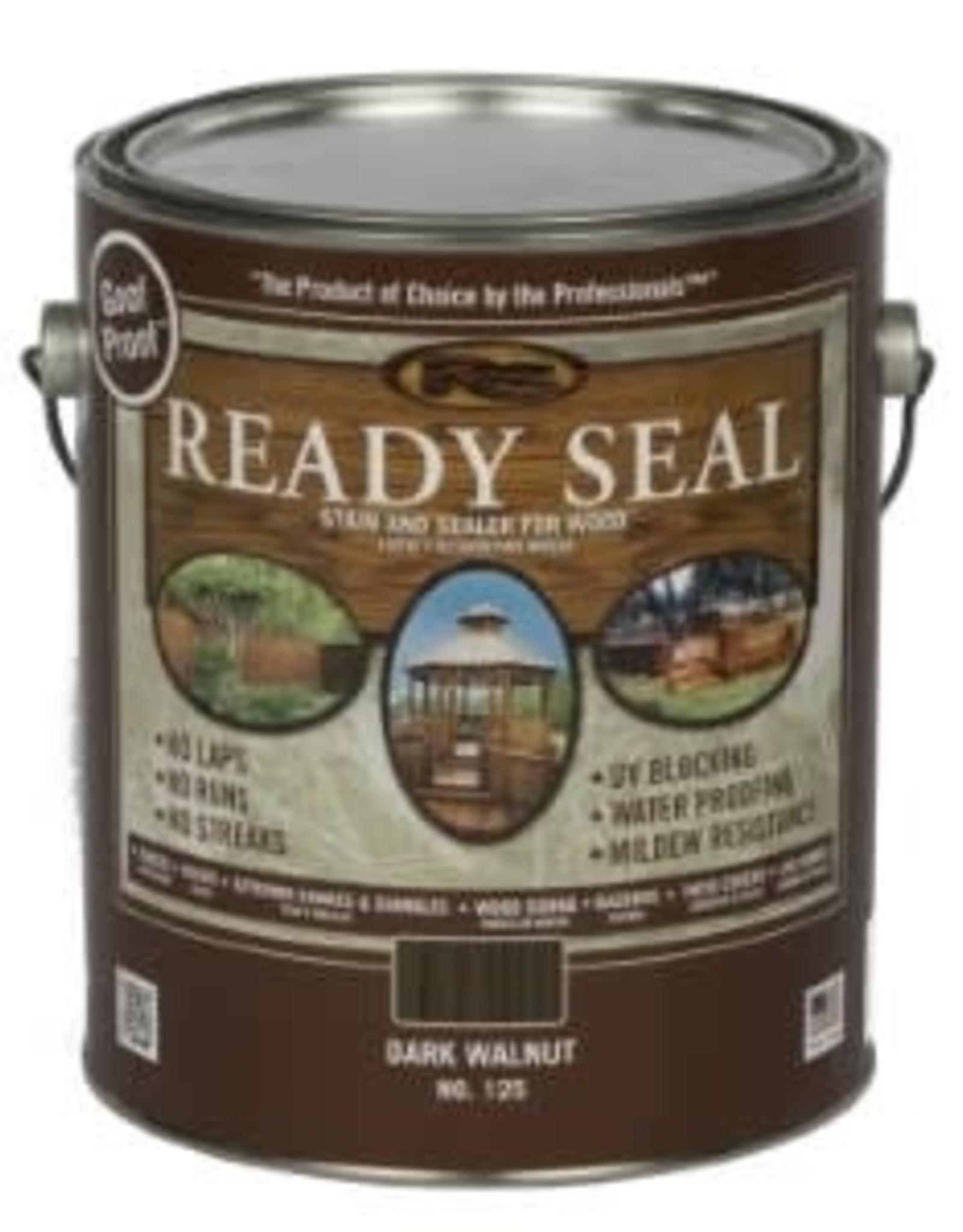 Ready Seal Ready Seal - 1 - Gallon - Dark Walnut