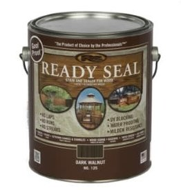 Ready Seal Ready Seal - 1 - Gallon - Dark Walnut