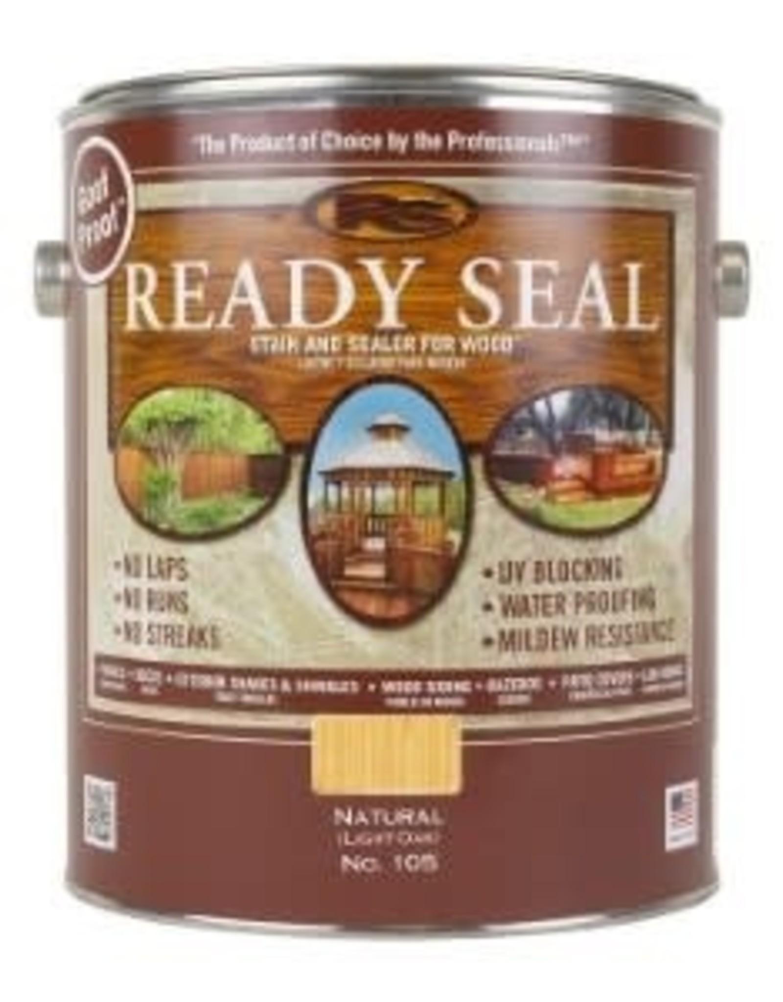 Ready Seal Ready Seal - 1 - Gallon -  Natural (Light Oak)