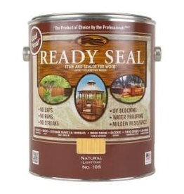 Ready Seal Ready Seal - 1 - Gallon -  Natural (Light Oak)
