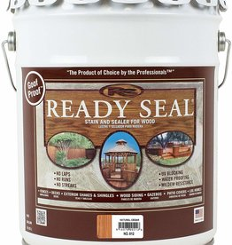 Ready Seal Ready Seal - 5 - Gallon -  Natural Cedar
