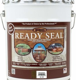 Ready Seal Ready Seal - 5 - Gallon -  Dark Walnut