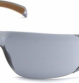 Carhartt Carhartt CH120STCS Billings Safety Glasses, Gray Frame, Gray Anti-Fog Lens