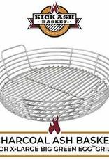 Kickash Basket Kick Ash Basket for XL BGE in Stainless Steel