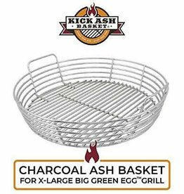 Kickash Basket Kick Ash Basket for XL BGE in Stainless Steel