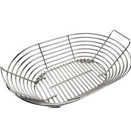 Kickash Basket Kick Ash Basket for Large Primo Oval