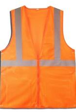 Cordova Men's Cordova Safety Vest Adult Class 2 Orange L
