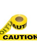 """Cordova Cordova - Caution Tape 3"""" x 1000'"""