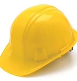 Pyramex Pyramex SL series Hard Hat 4pt rachet Yellow