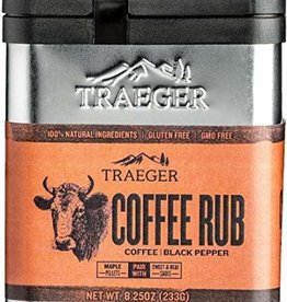 Traeger Traeger Coffee Rub - SPC172