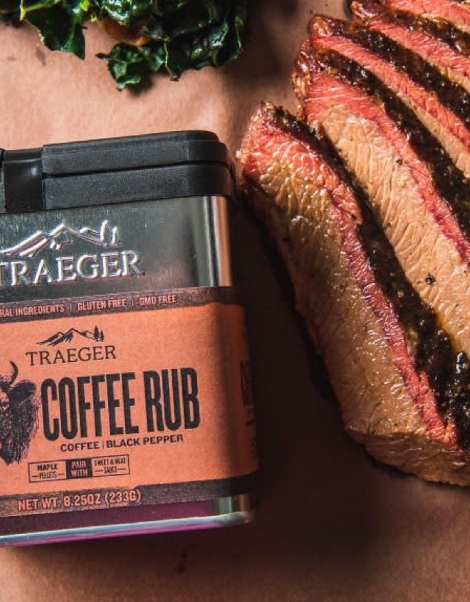 Traeger Traeger Coffee Rub - SPC172