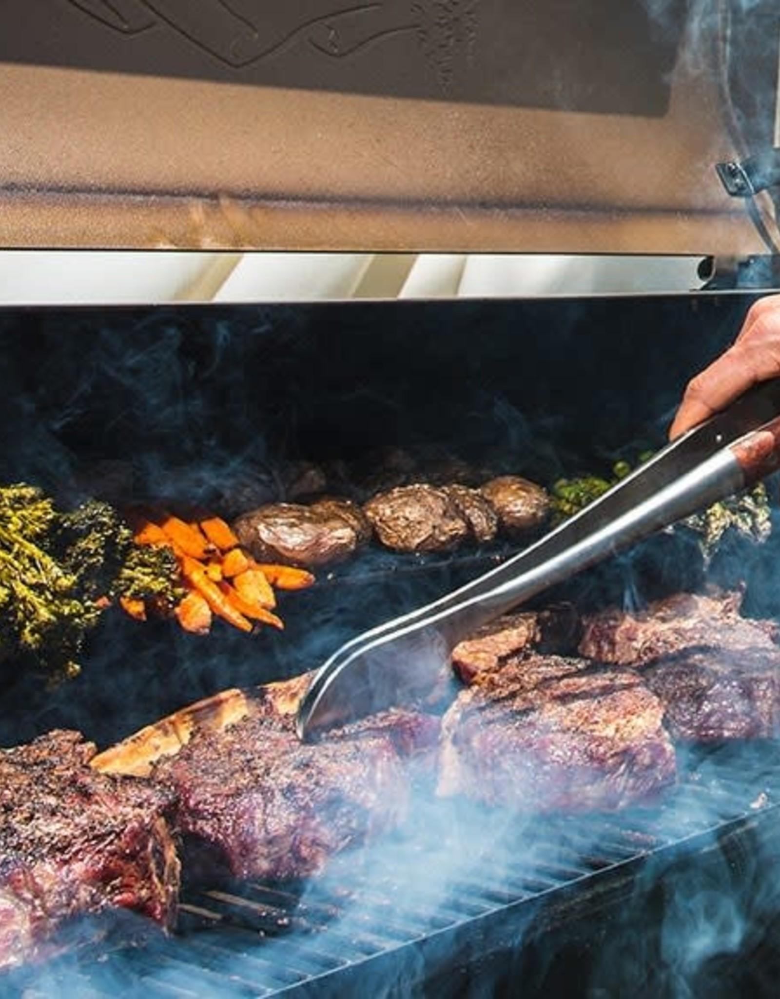 Traeger Traeger BBQ Grilling Tongs - BAC422