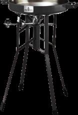 """Firedisc Firedisc The Original – 36"""" Tall Portable Propane Cooker Jet Black"""