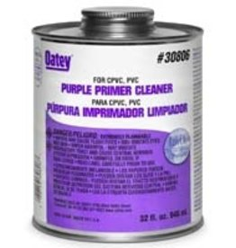 Oatey Oatey - Purple PVC Primer Cleaner 32 oz